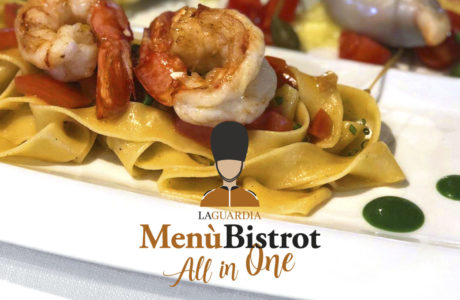 menù bistrot all in one la guardia